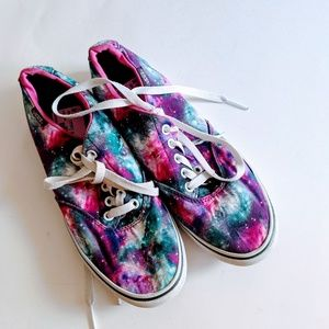 Vans Galaxy sneakers size 8